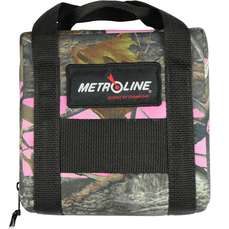 Metroline Split Back - Pink Camo