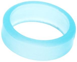 L-Style L-Ring Clear Blue