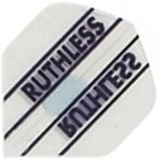 Ruthless Flights - White and Clear Standard