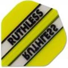 Ruthless Flights - Yellow and Clear Standard