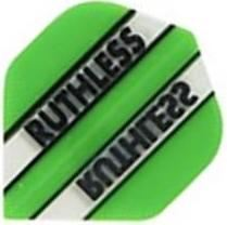 Ruthless Flights - Green and Clear Standard