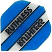 Ruthless Flights - Light Blue and Clear Standard