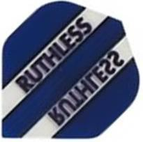 Ruthless Flights - Blue and Clear Standard