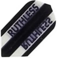 Ruthless Flights - Black and Clear Slim