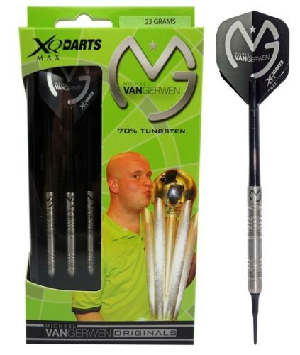 Shot XQMAX 70% Tungsten Dart 18 grams