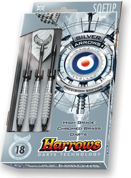 Silver Arrow Dart Package